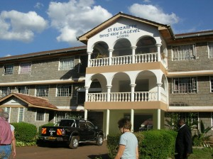 School for Orphans in Nairobi, Kenya, St. Elizabeth Academy